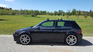 2004 VW R32 AWD - winter tires available