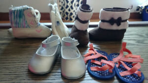 4 pack baby shoes footwear infant