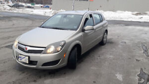2008 SATURN ASTRA. LOW KMS!
