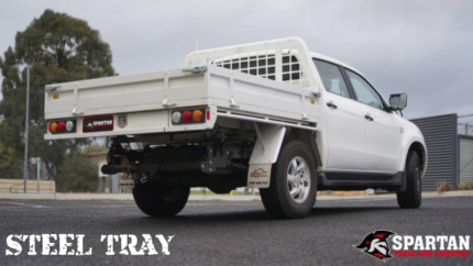 SPARTAN STEEL UTE TRAYS