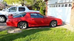5 speed stick, 1991 Z28 camaro