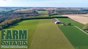 Perfect Farm for a New Home or Addition to Your Land - Belgrave