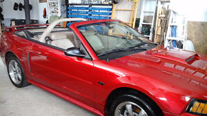 2002 Ford Mustang Autre