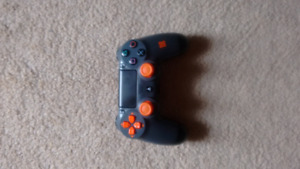 Limited edition black ops 3 ps4 controller
