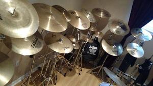 Tu cherches une cymbale à prix très très bas?...regardes ceci...