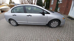 2009 Honda Civic DX-A Berline