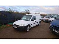 Vauxhall Combo 1.3CDTi 16v 2000, SLD, FSH, Nice & Clean, MOT 21.11.18 No Adv