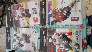 NHL posters / magnets & book marks