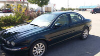 2002 Jaguar X-TYPE Sedan