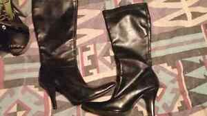 Boots and shoes for sale