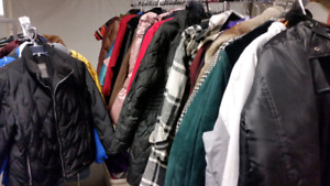 Spring Clearance Women's Winter Coats and Jackets $9.99
