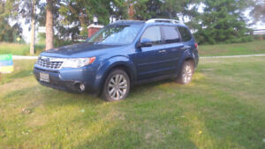 2012 Subaru Forester - NEW ENGINE