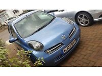 Nissan micra 1.2 cat c fully repaired