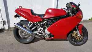 1993 Ducati 900 ss