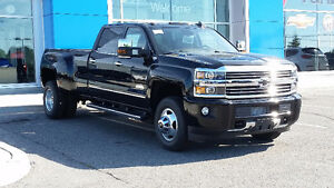 2016 Chevrolet Silverado 3500 HD Dually DIESEL!! LOADED!!