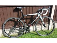 Colnago World Cup cyclocross bike