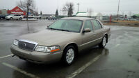 2005 grand marquis, only 66000km