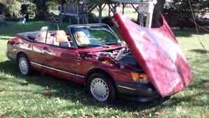 1987 Saab 900 turbo reduced$