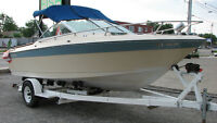 21 FT 305  MERC.. great on gas.. FISHING or CRUISING  BOAT..