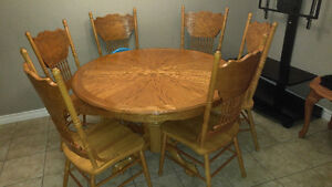 Moving sale~ sofa set, dining room table