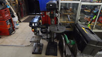 drill presses for sale at your favorite new & used tool store