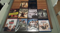 9 MOVIE BUNDLE & 1 TV SHOW SEASON