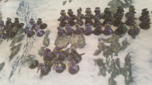 Warhammer 40k Space Marines - Dark Angels