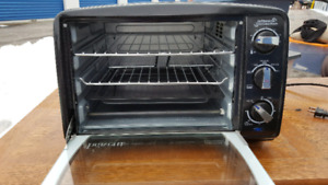 High-end convection toaster oven never used