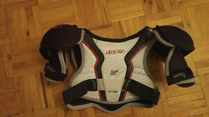 Excellent hockey equipment for young player