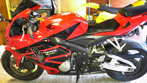 2005 Honda CBR 600 rr trade or sell