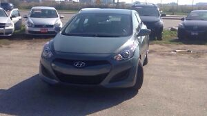 2013 Hyundai Elantra GT Auto Hatchback Only 45000KMS! Certified!