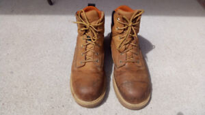 Timberland safety Boots Size 10 W