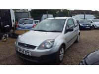 2006 FORD FIESTA 1.25 Studio