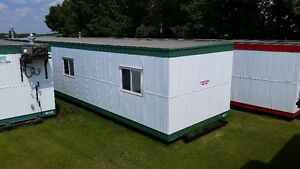 RENTAL - PORTABLE OFFICE TRAILERS 12x60
