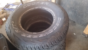 P235/75R15 Cooper Discoverer A/T3 Tires