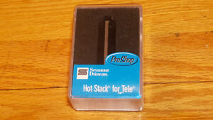 SEYMOUR DUNCAN TELE HOT PICKUP FOR TELECASTER NECK perfect cond.