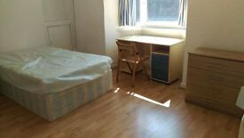 Large double room available-all bills included