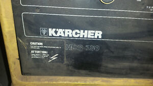 Karcher HDS 750 pressure washer Cambridge Kitchener Area image 4