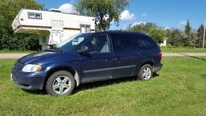 2006 Dodge Grand Caravan Minivan, Van