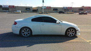 2004 infiniti g35 coupe (Lots of Mods)