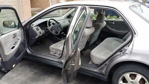 2001 Honda Accord   Etested   1 Owner   Orj. Condition   4Cyl