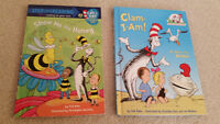 Cat in the hat books by Tish Rabe