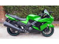 2012 (12) Kawasaki ZZR1400 FCF ABS, P/Ex Bargain to Clear