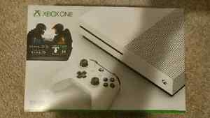 Xbox one s 500gb unopened with 1 year warranty