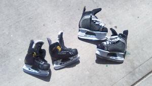 kids / adults hockey skates