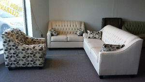 CANADIAN MADE SOFA SET AND MORE FOR VERY LOW PRICE!! IN TOWN!!!