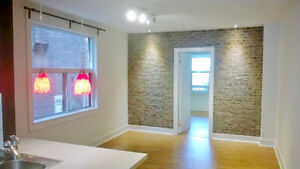 1550-1Bed/1Bath on the Danforth, steps from Main St Station/GO
