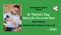 WIN a St. Patrick's Dinner for Two