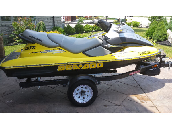 Used 2002 Sea Doo/BRP GTX