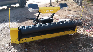 2015 snow way plow